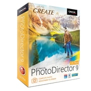 Cyberlink PhotoDirect 9 Ultra Complete Photo Adjustment & Design Software (PTD-E900-RPU0-01)