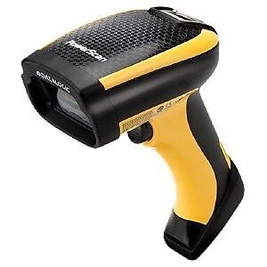 Datalogic PowerScan PD9530 Yellow/Black Barcode Scanner, Handheld IM1XN6712