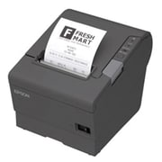 Epson® TM-T88V Thermal POS Receipt Printer, USB/Ethernet, Black