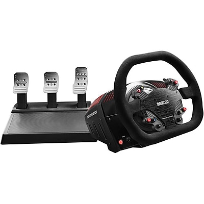Thrustmaster® TS-XW Racer Sparco P310 Competition Mod Racing Wheel for Microsoft Xbox One, Wired, Black