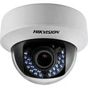 Hikvision® DS-2CE56C5T-AVFIR Hikvision TurboHD Wired Indoor PTZ IR Dome Camera, Day/Night Vision, Black/White