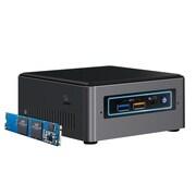 Intel® 32GB DDR4 SDRAM Mini PC Desktop Computer Kit, Soldered Down BGA (BOXNUC7I3BNHX1-KIT10)