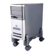 Kantek Mobile Adjustable CPU Stand, Black (CS200B)