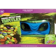 Mattel® View-Master Teenage Mutant Ninja Turtle 3D Virtual Reality Glasses for Smartphone (FFP55)
