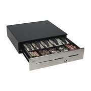 MMF Industries™ Advantage ADV111B1131104 Electronic Cash Drawer, Black