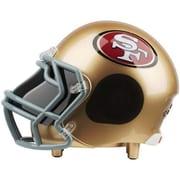 NiMA NFL San Francisco 49ers Bluetooth Helmet Speaker, 49ERS.S, Small