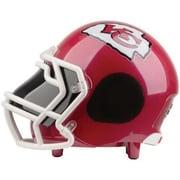 NiMA NFL Kansas City Chiefs Bluetooth Helmet Speaker, CHIEFS.S, Small