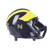 NiMA NCAA University of Michigan Wolverines Bluetooth Helmet Speaker, MWOLVERINES.S, Small