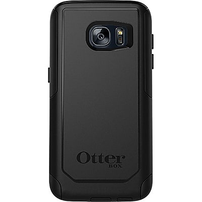 Otter Box Commuter Pro Pack Carrying Case for Samsung Galaxy S7 Smartphone, Black (77-56171)