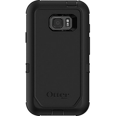 Otter Box Defender Pro Pack Carrying Case for Samsung Galaxy S7 Active Smartphone, Black (77-57674)