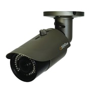 Q-See® QTN8043B Wired Indoor/Outdoor Bullet Network IP Camera, Night Vision, Black