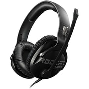 Roccat® ROC-14-622 Over-the-Head Gaming Headset, Black