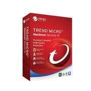 Trend Micro™ Box Pack AntiVirus + Security 2018 Software, 1 Device (TINN0292)