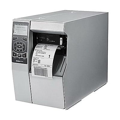 Zebra ZT510 Monochrome Direct Thermal Label Printer, USB/Bluetooth, Black/Silver