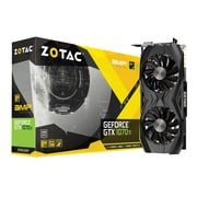 Zotac® AMP Edition NVIDIA GeForce GTX 1070 Ti GDDR5 PCI Express 3.0 8GB Graphic Card