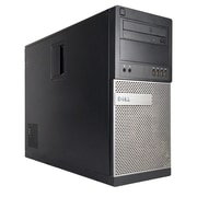 Dell – PC de table OptiPlex 790 TW tour remis à neuf, Intel Core i7-2600 3,4 GHz, DD 2 To + SSD 240 Go, DDR3 16 Go, Win 10 Pro