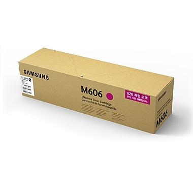 Samsung - Cartouche de toner magenta CLT-M606S (1138EA)
