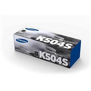 Samsung CLT-K504S Black Toner Cartridge (SU162A)