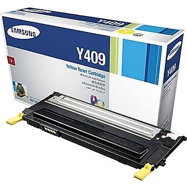 Samsung CLT-Y409S Yellow Toner Cartridge (SU485A)