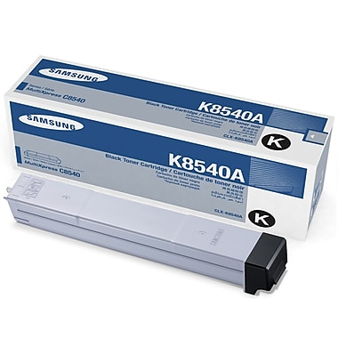 Samsung CLX-K8540A Black Toner Cartridge (SU590A)
