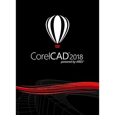 Corel – Logiciel de CAO CorelCAD 2018 [téléchargement]