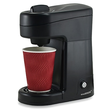 Onebrew Single Serve Brewer For K Cup Coffee Pods Kob 300 Staples