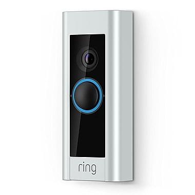 Ring – Sonnette vidéo Pro (88LP000CH000)