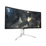 AOC – Moniteur de jeu à écran incurvé MVA ACL AG352UCG, 35, po, 3440 x 1440, 20M:1, 4 ms