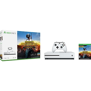 Offre groupée Xbox One S PlayerUnknown's Battlegrounds de 1 To
