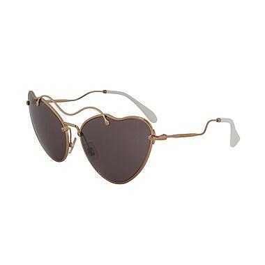 7e69e49ff3d Miu Miu Women s Scenique Butterfly Sunglasses