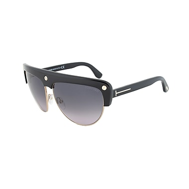 Tom Ford Women's Liane Sunglasses (FT0318-01B-62)