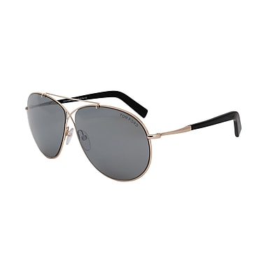 Tom Ford Women's Eva Pilot Sunglasses (FT0374-28Q-61)