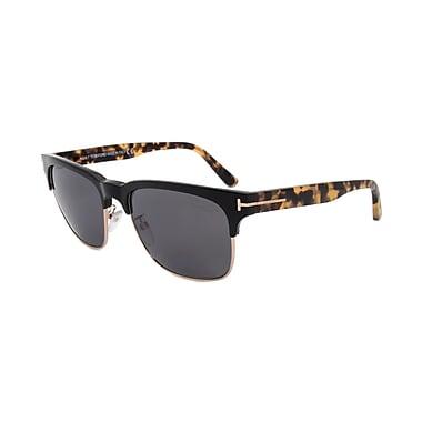 Tom Ford Men's Louis Square Sunglasses (0386-01D-55-POL)