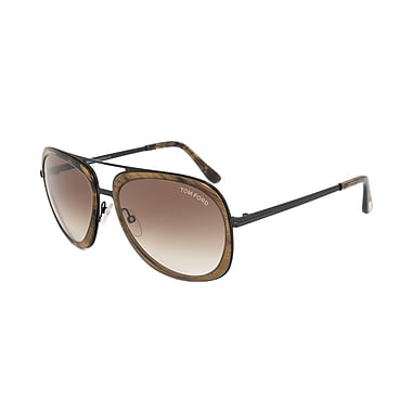 Tom Ford Men's Sam Aviator Sunglasses