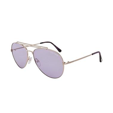 Tom Ford Women's Indiana Aviator Sunglasses