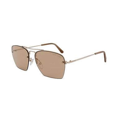 Tom Ford Unisex Walker Square Sunglasses