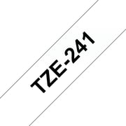 Brother P-touch TZe TZE241 Label Tape