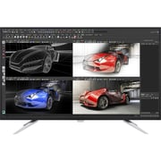 """Philips Brilliance BDM4350UC 43"""" LED LCD Monitor, 16:9, 5 ms"""