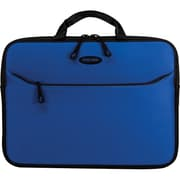 "Mobile Edge SlipSuit Royal Blue Cushioned EVA Sleeve for 14.1"" Notebook (MESS5-14)."