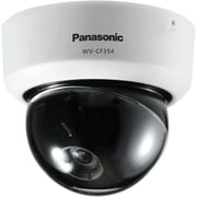 """Panasonic® WV-CF354Fixed Dome Camera With Day/Night, 1/3"""" CCD"""