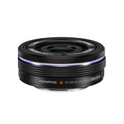 Olympus® M.Zuiko Digital ED 14 - 42 mm Lens For Camera, Black
