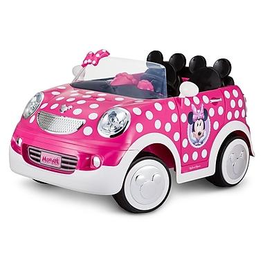 KidTrax – Voiture Coupe Minnie Mouse de 12 V (04KT1225TR)