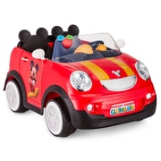 KidTrax – Voiture Coupe Mickey Mouse de 12 V (04KT1226TR)