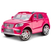 KidTrax 12V Mercedes Benz ML63 (Pink) (04KT1265)