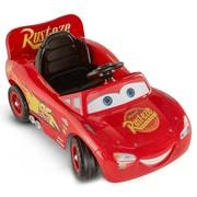 KidTrax 6V McQueen Push/Powered Car (04KT1282)