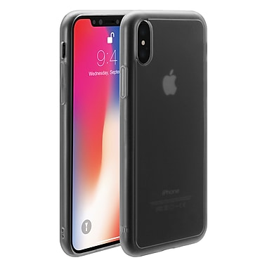 Just Mobile – Étui TENC pour iPhone X, transparent mat (PC288MC)