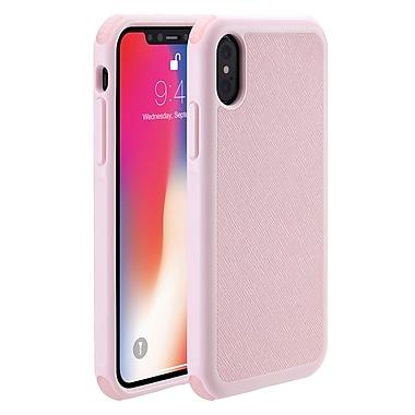 Just Mobile - Étui Quattro Air pour iPhone X, rose (PC388PK)