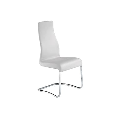 Casabianca Furniture Florence Italian Leather Dining Chair