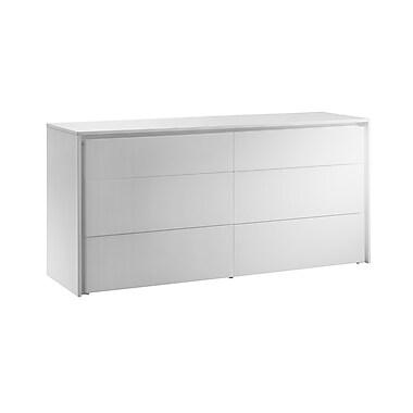 Casabianca Furniture Zen High Gloss Lacquer Dresser