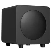 Kanto SUB6MB Powered Subwoofer, Matte Black